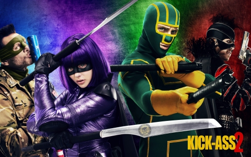 Perygl Reviews Kick Ass 2