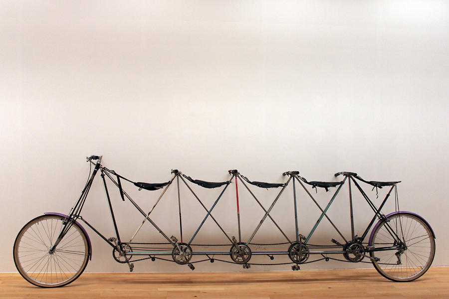 5-man Pedersen. 'Untitled' (Prototype No.1) by Simon Starling