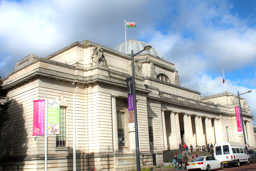 The National Museum of Wales, Cardiff
