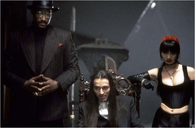 Michael Wincott is joined by Tony Todd and Bi Ling as the leaders of the city's evil crime sydicate who indulge their love of the dark arts and black magic.