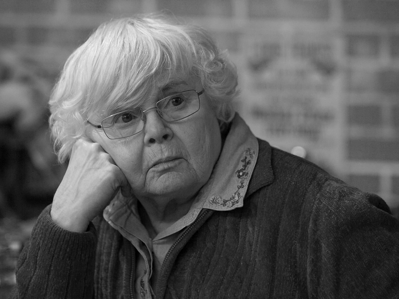 June Squibb as Kate.