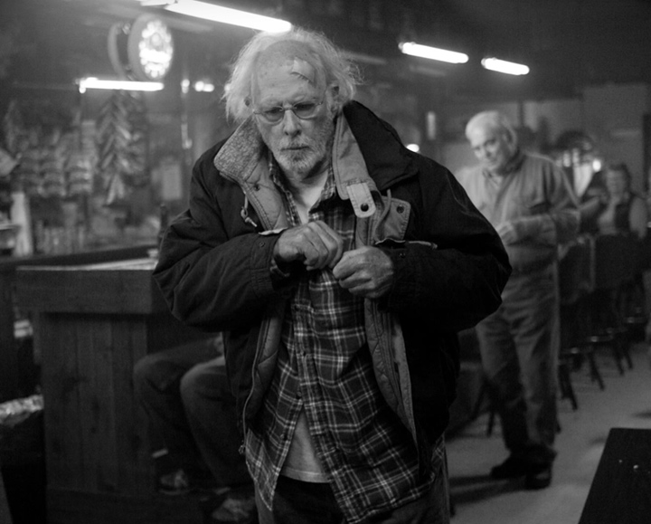 Bruce Dern as Woody.