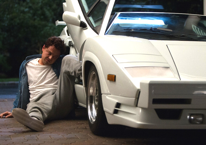 The perils of drink, drugs and attempting to drive a $200,000 sports car, all at the same time.