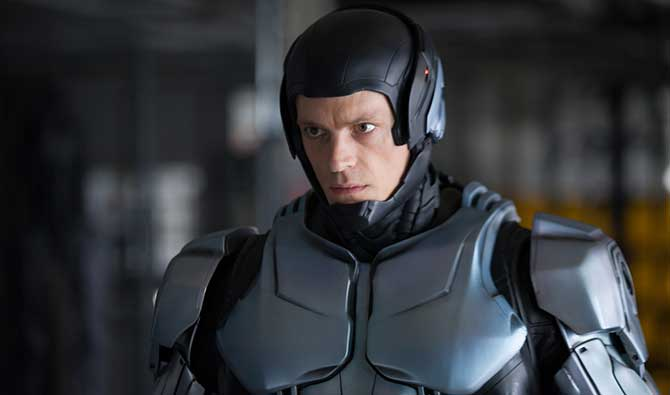 Man or machine? Person or product? RoboCop 3 is more fun than this.